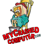 My Crashed Computer
